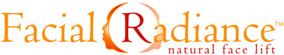 Logo designed by Jigsaw Design for Facial Radiance
